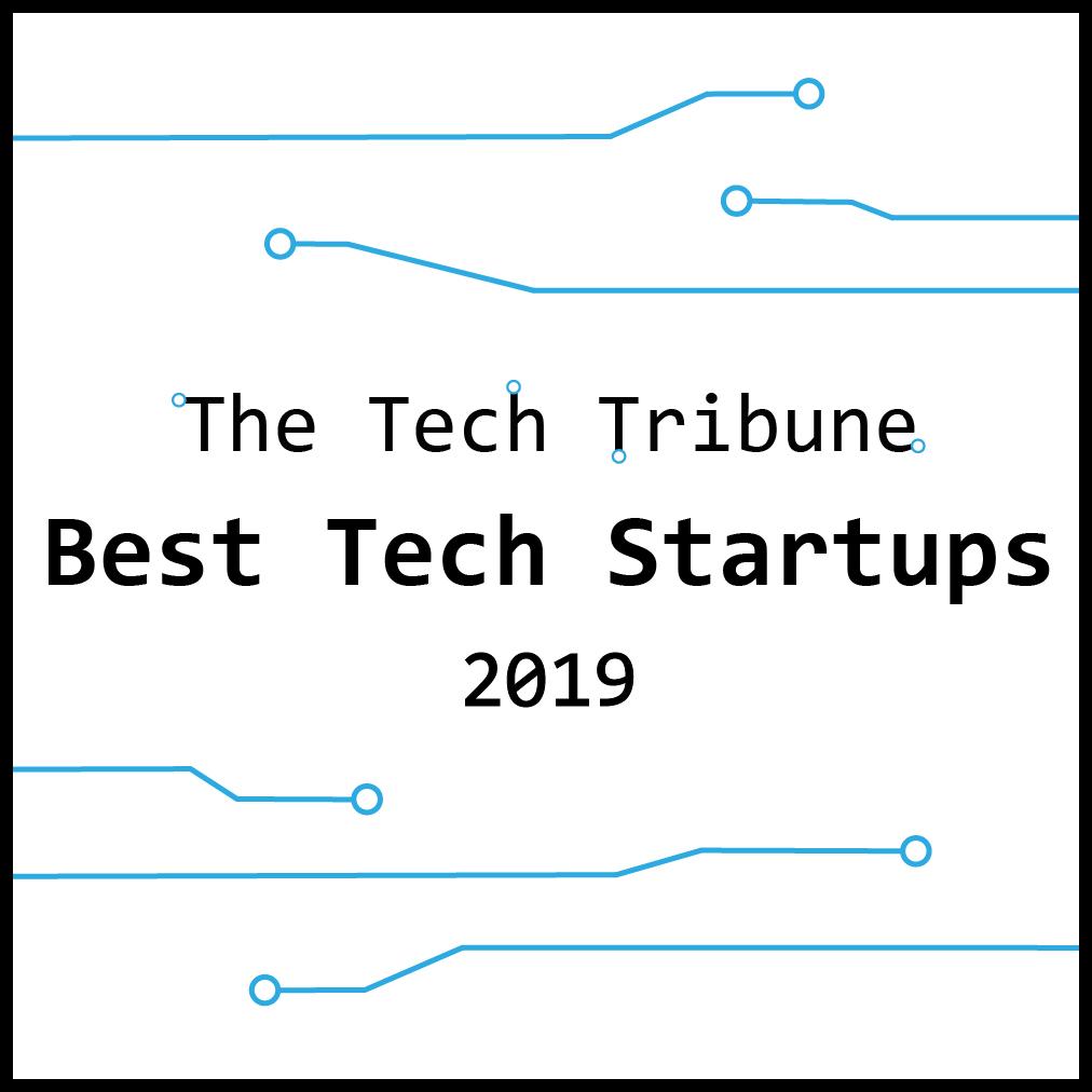 2019-Best Tech Startup-Badge
